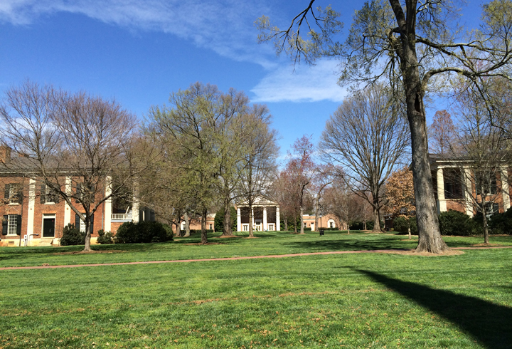davidson-college-campus