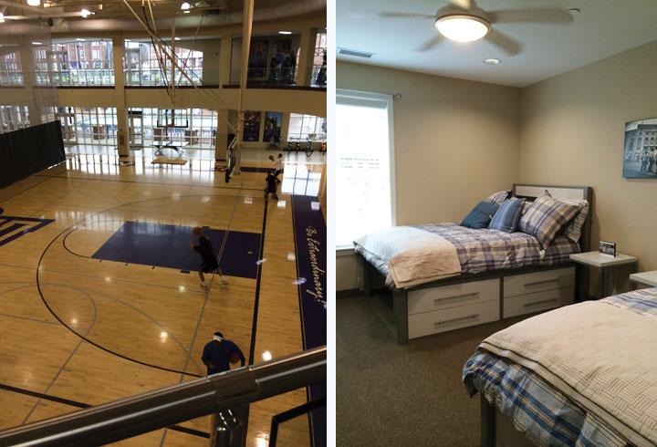 high-point-college-dorm-gym